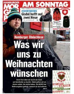 Hamburger Morgenpost - 17. Dezember 2017