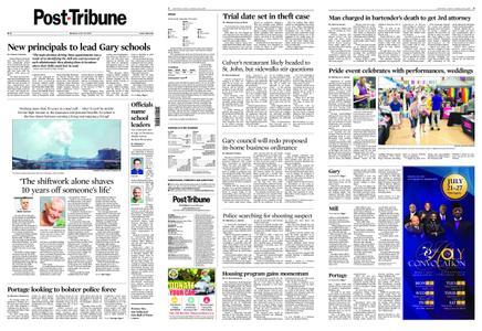 Post-Tribune – July 22, 2019