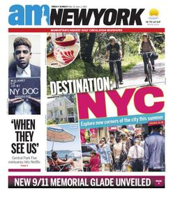 AM New York - May 31, 2019