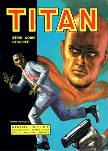 Titan - Tome 1 - L'homme aux Mille Visages