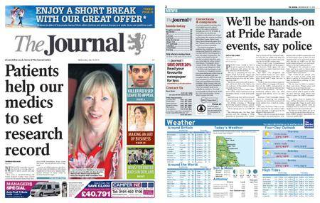 The Journal – July 18, 2018