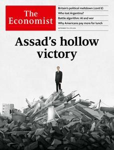 The Economist Latin America – 07 September 2019