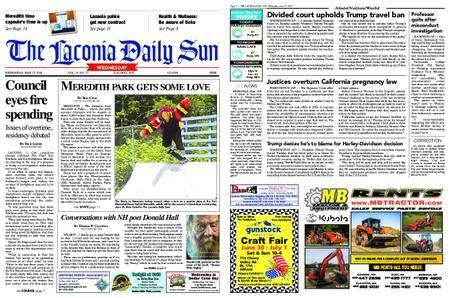 The Laconia Daily Sun – June 27, 2018