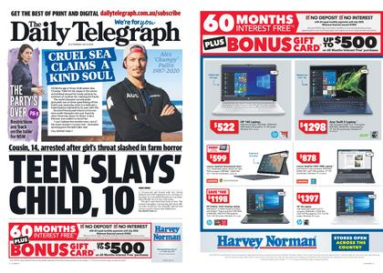 The Daily Telegraph (Sydney) – July 09, 2020