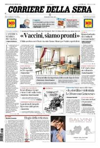 Corriere della Sera – 16 dicembre 2020