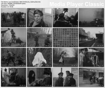 Les Carabiniers [The Riflemen] 1963
