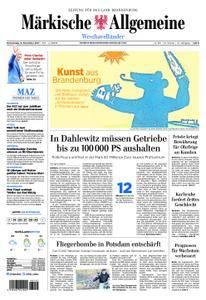 Märkische Allgemeine Westhavelländer - 09. November 2017