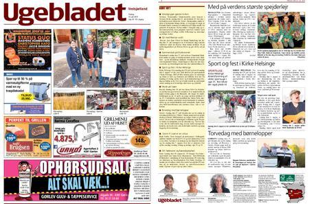 Ugebladet for Vestsjælland – 23. juli 2019