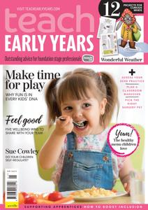 Teach Early Years – March 2021