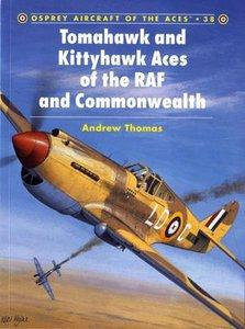Tomahawk and Kittyhawk Aces of the RAF and Commonwealth (Osprey Aircraft of the Aces 38) (repost)