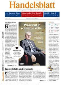 Handelsblatt - 15. November 2016