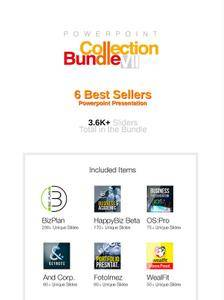 GraphicRiver - Business Collection Presentation Bundle