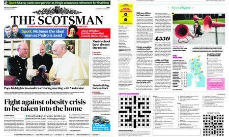 The Scotsman – October 27, 2017