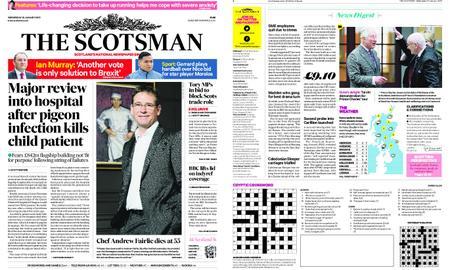 The Scotsman – January 23, 2019