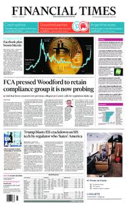 Financial Times UK – June 27, 2019