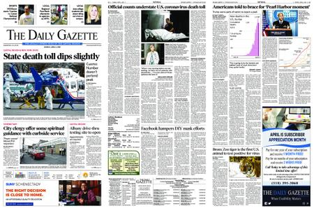 The Daily Gazette – April 06, 2020