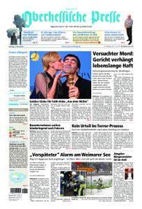 Oberhessische Presse Hinterland - 09. Januar 2018