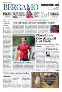 Corriere della Sera Bergamo – 24 luglio 2019