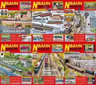 N-Bahn Magazin - Full Year 2019 Collection