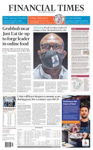 Financial Times Europe - June 11, 2020