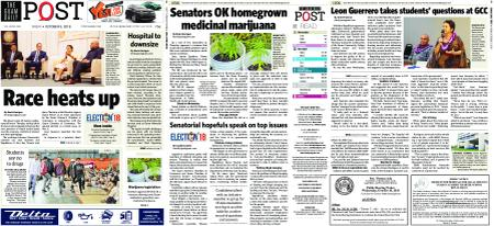 The Guam Daily Post – October 05, 2018