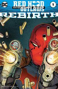 Red Hood  the Outlaws - Rebirth 001 2016 2 covers Digital Zone-Empire