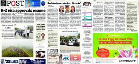 The Guam Daily Post – March 31, 2018