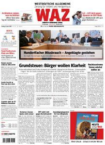 WAZ Westdeutsche Allgemeine Zeitung Velbert/Heiligenhaus - 28. Juni 2019