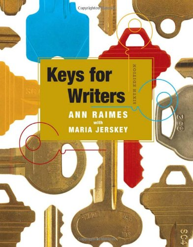 Keys for Writers, 6 edition