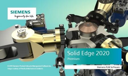 Siemens Solid Edge 2020 Build 220.00.00.104