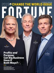 Fortune USA - September 2019
