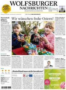 Wolfsburger Nachrichten - Helmstedter Nachrichten - 20. April 2019