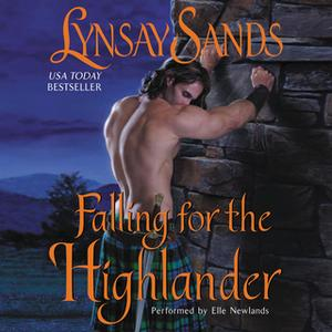 «Falling for the Highlander» by Lynsay Sands