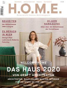 H.O.M.E. Austria - März 2020