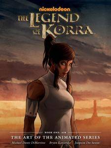 The Legend of Korra The Art of the Animated Series Book 01 Air 2013 digital Empire