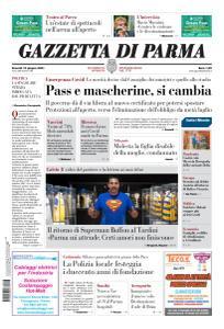 Gazzetta di Parma - 18 Giugno 2021