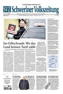 Schweriner Volkszeitung Hagenower Kreisblatt - 30. April 2020