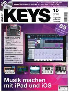 Keys - Oktober 2017