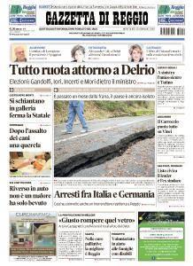 Gazzetta di Reggio - 10 Gennaio 2018