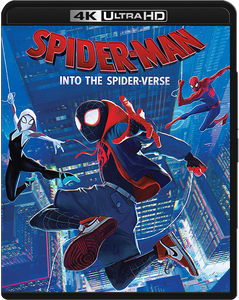 Spider-Man: Into the Spider-Verse (2018) [4K, Ultra HD]