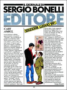 Il Giornale Di Sergio Bonelli Editore - Volume 5