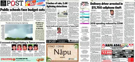 The Guam Daily Post – July 27, 2019