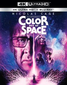Color Out of Space (2019) [4K, Ultra HD]