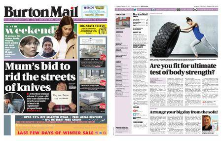 Burton Mail – February 17, 2018