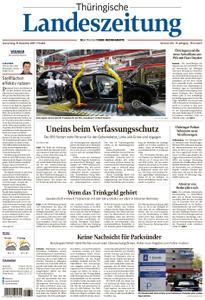 Thüringische Landeszeitung – 19. Dezember 2019