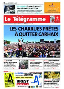 Le Télégramme Concarneau – 10 janvier 2020