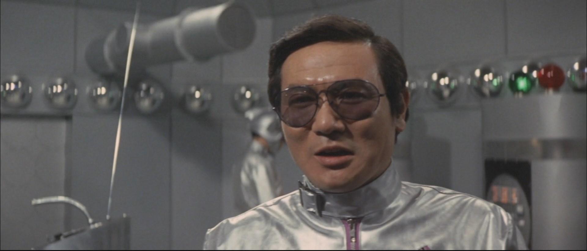 Terror of Mechagodzilla / Mekagojira no gyakushu (1975)