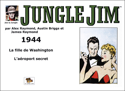 Jungle Jim - Tome 7 (Int. 1944)