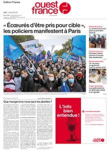 Ouest-France Édition France – 20 mai 2021