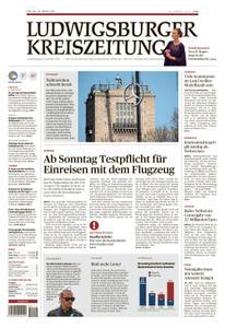 Ludwigsburger Kreiszeitung LKZ - 26 März 2021